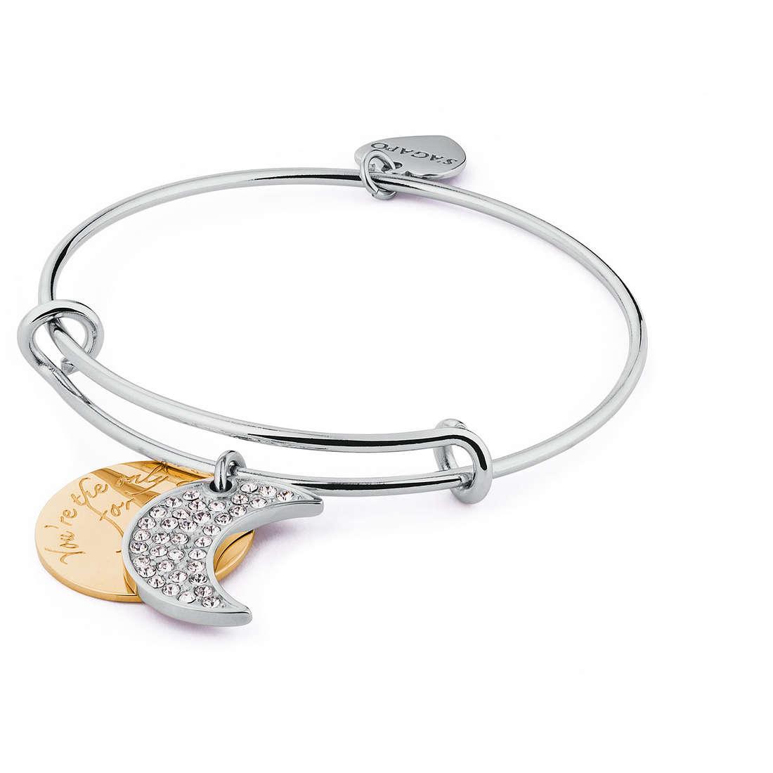 bracciale donna gioielli Sagapò Fortune SFO11