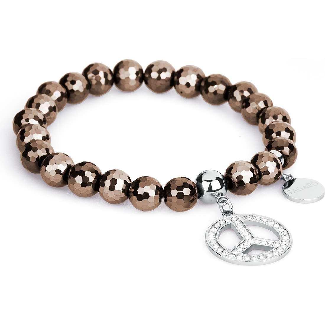bracciale donna gioielli Sagapò Friends SFR11