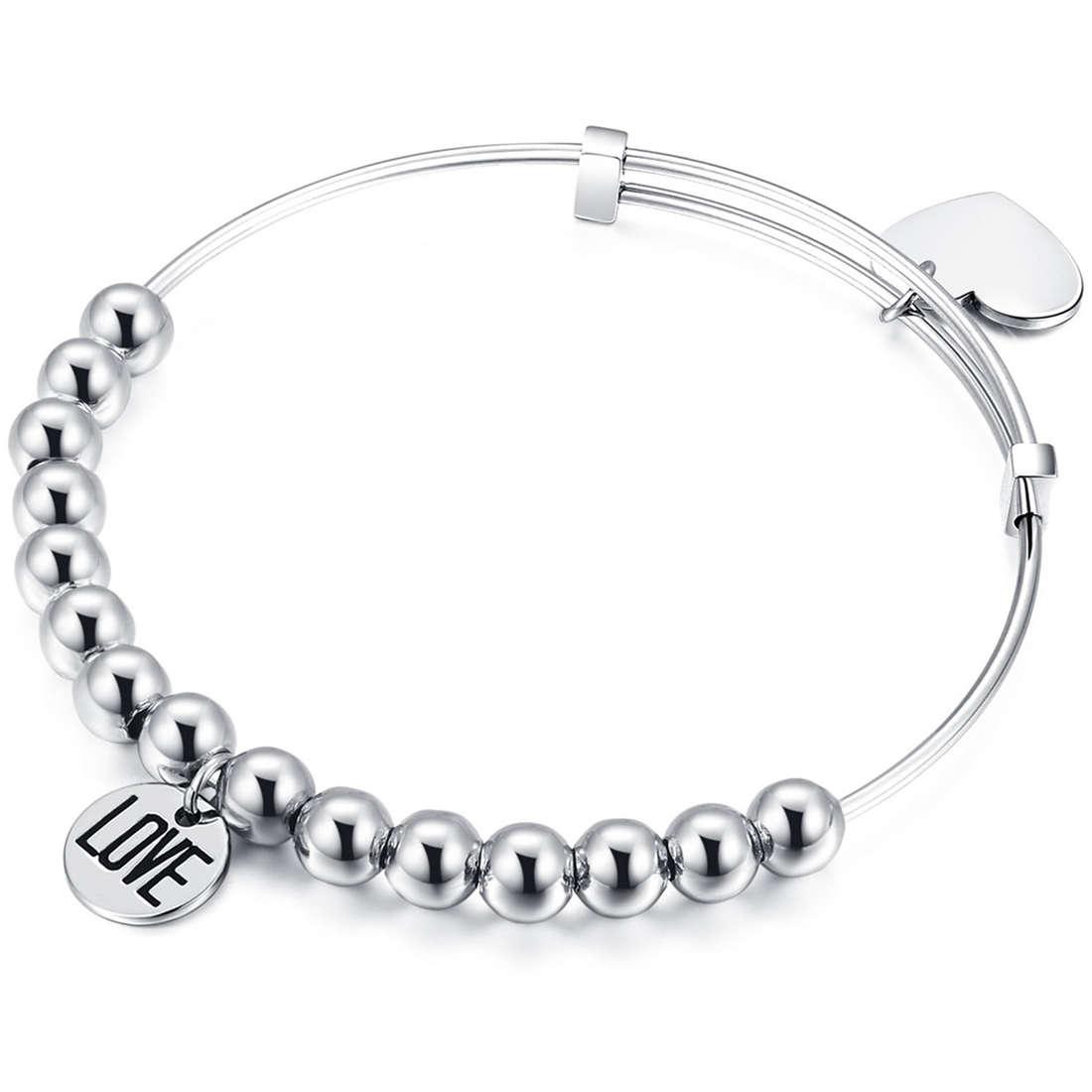 bracciale donna gioielli Sagapò HAPPY SHAD05