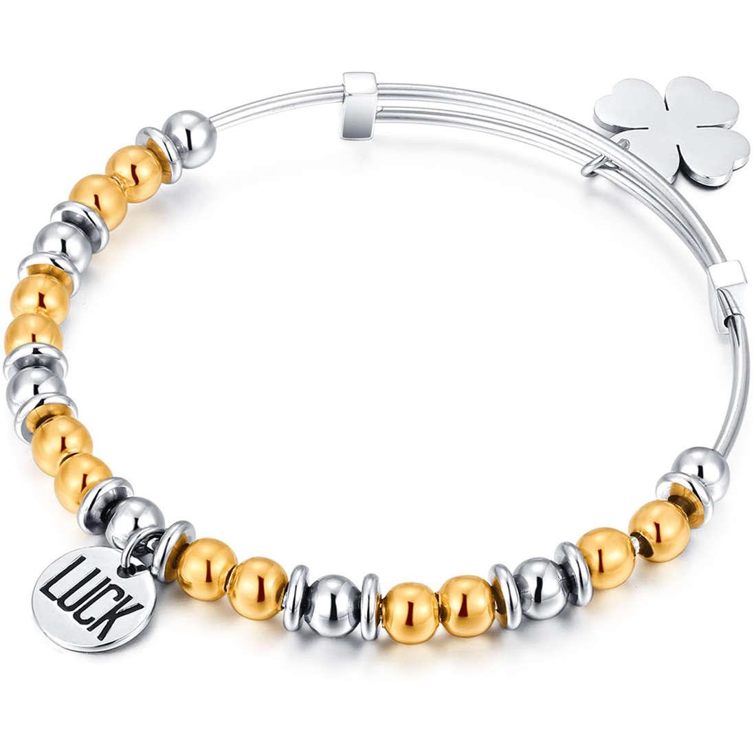 bracciale donna gioielli Sagapò HAPPY SHAD14