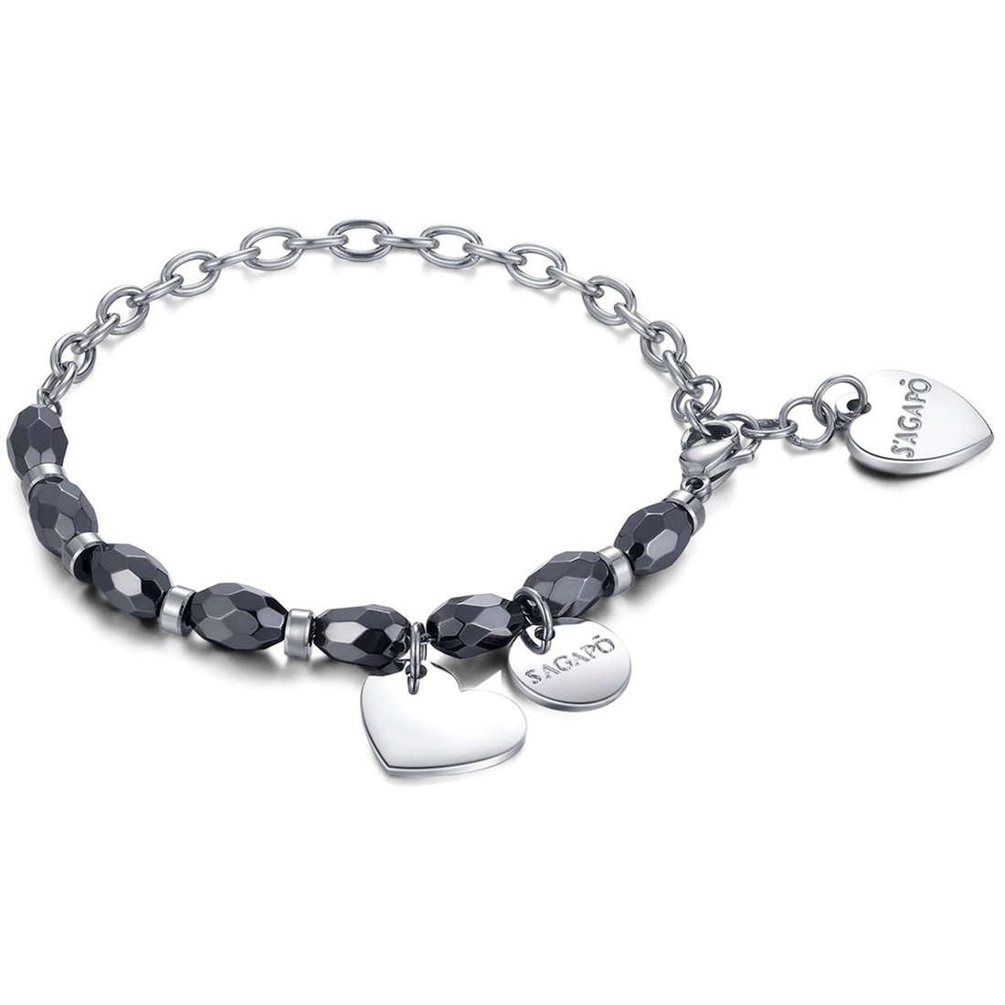 bracciale donna gioielli Sagapò HAPPY SHAF06