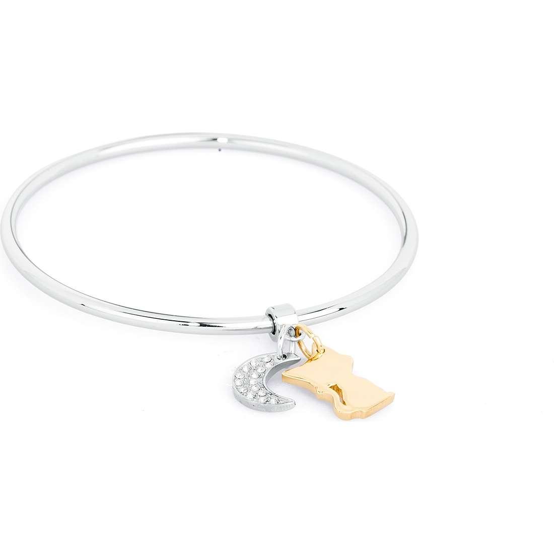 bracciale donna gioielli Sagapò Honey SHN15
