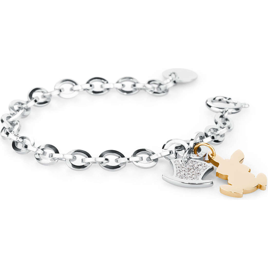 bracciale donna gioielli Sagapò Honey SHN21