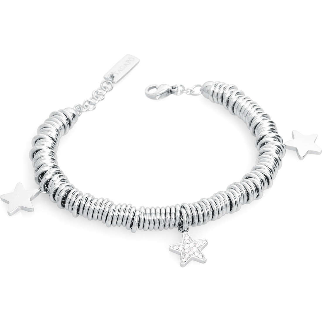 bracciale donna gioielli Sagapò Hula Hoop SHO11