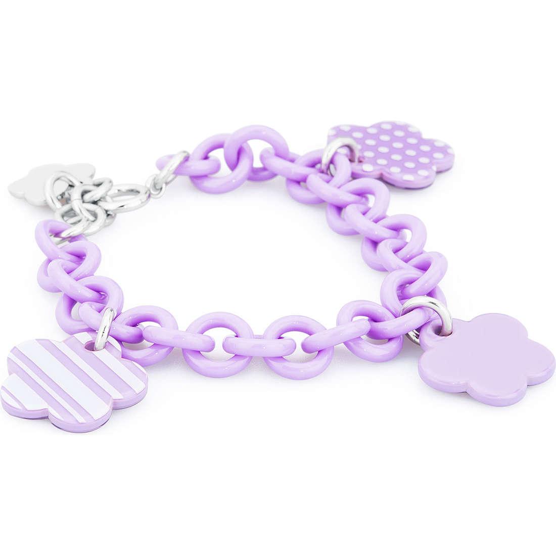 bracciale donna gioielli Sagapò Jam SJA23