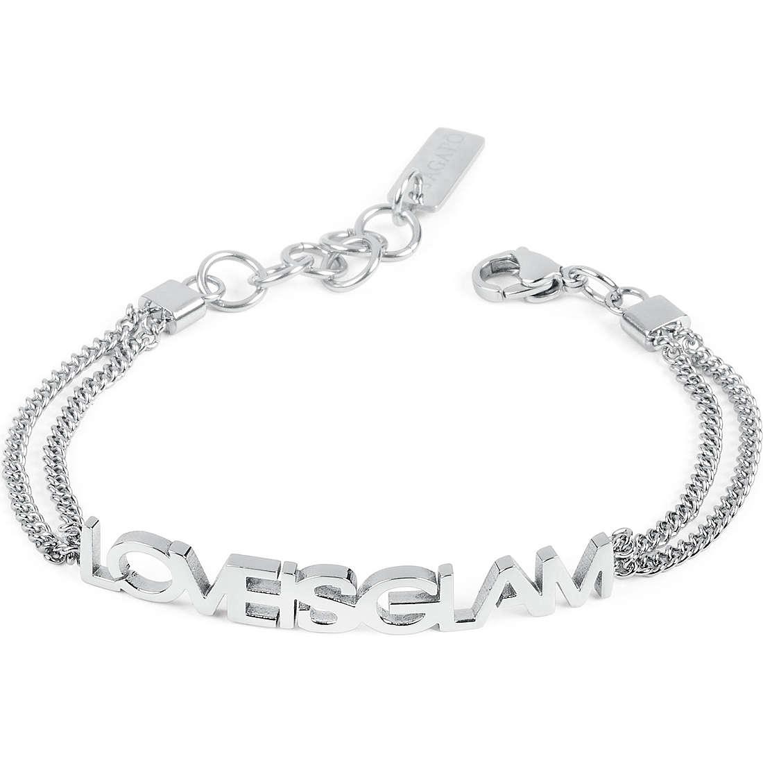 bracciale donna gioielli Sagapò Love is glam SLG08