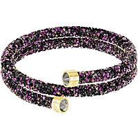 bracciale donna gioielli Swarovski Crystaldust 5379278