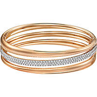 bracciale donna gioielli Swarovski Exact 5194770