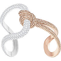 bracciale donna gioielli Swarovski Lifelong 5395324