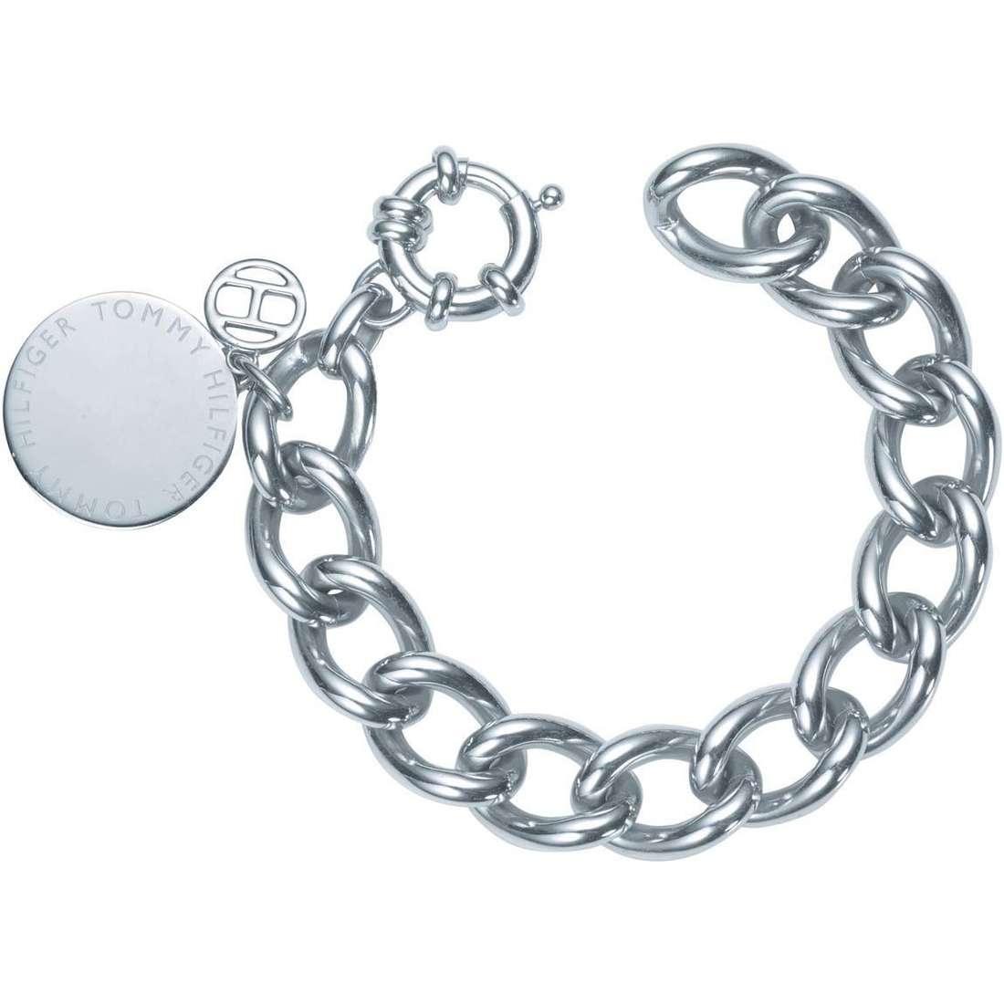 bracciale donna gioielli Tommy Hilfiger Classic Signature THJ2700474