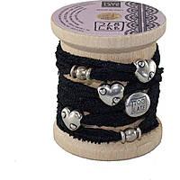 bracciale donna gioielli Too late Lycra S49480
