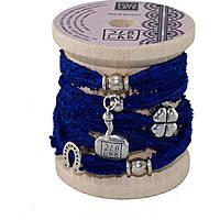 bracciale donna gioielli Too late Lycra S49596
