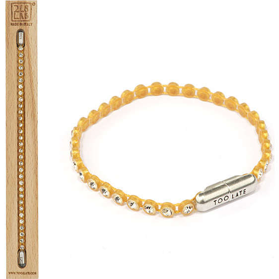 bracciale donna gioielli Too late Ping Pong 8034055648834