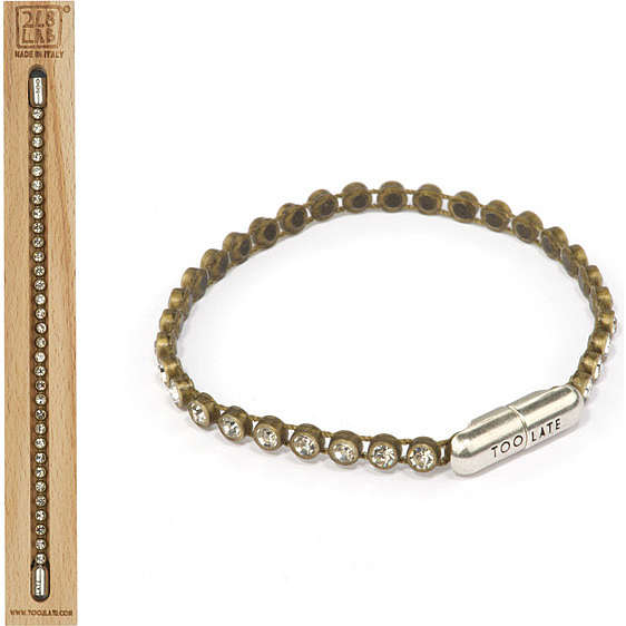 bracciale donna gioielli Too late Ping Pong 8034055648841