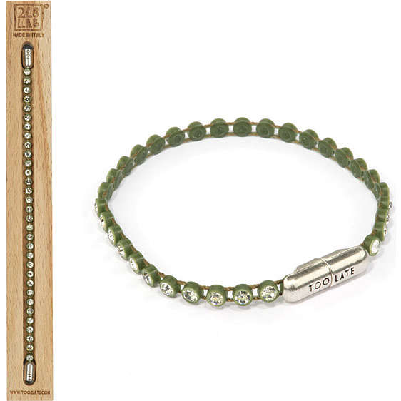 bracciale donna gioielli Too late Ping Pong 8034055648858