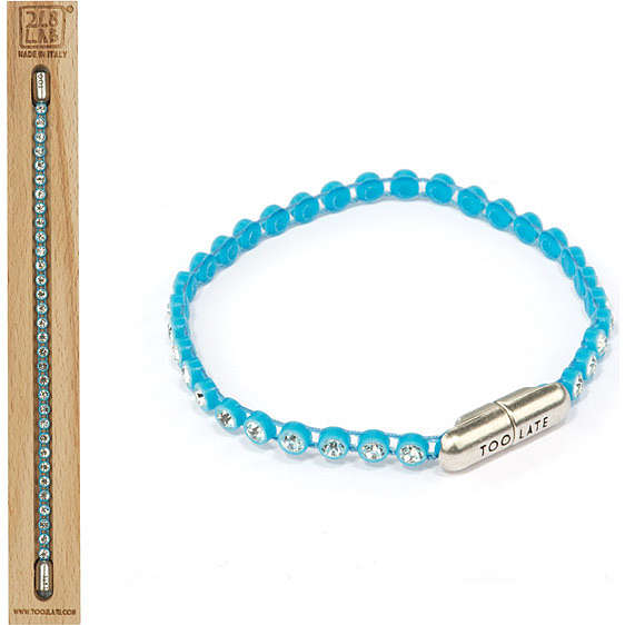 bracciale donna gioielli Too late Ping Pong 8034055648872