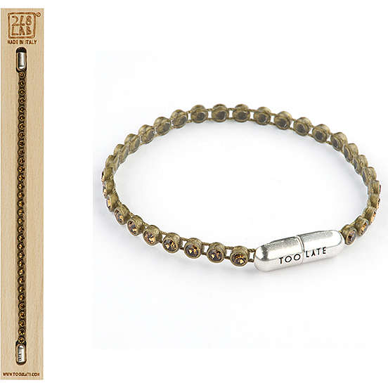 bracciale donna gioielli Too late Ping Pong 8052745220894