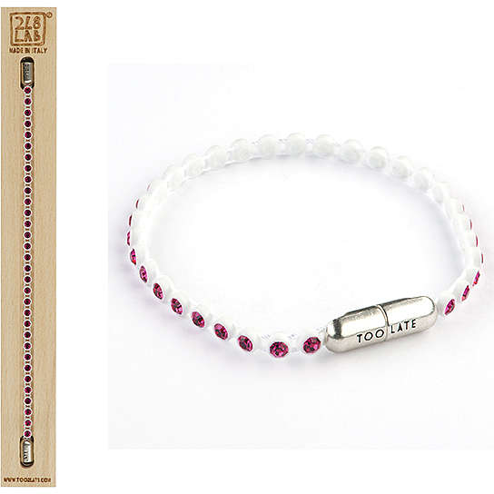 bracciale donna gioielli Too late Pingpong Colors 8052745220917