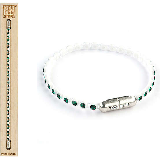 bracciale donna gioielli Too late Pingpong Colors 8052745220924
