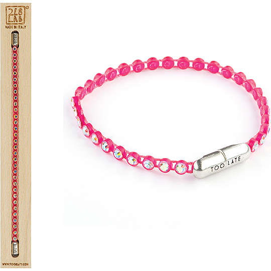 bracciale donna gioielli Too late Pingpong Colors 8052745220955