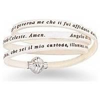 bracciale unisex gioielli Amen Angelo di Dio AJ-ADIT07-52