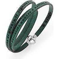 bracciale unisex gioielli Amen Ave Maria Italiano AM-AMIT03-54