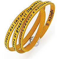 bracciale unisex gioielli Amen Ave Maria Italiano AM-AMIT11-60