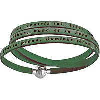 bracciale unisex gioielli Amen Ave Maria Latino AM-AMLA03-57