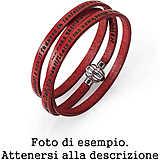 bracciale unisex gioielli Amen Ave Maria Latino AM-AMLA08-57