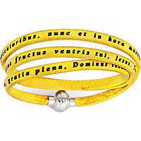 bracciale unisex gioielli Amen Ave Maria Latino AM-AMLA11-57