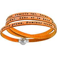 bracciale unisex gioielli Amen Ave Maria Latino AM-AMLA12-54