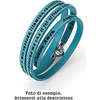 bracciale unisex gioielli Amen Ave Maria Latino AM-AMLA13-57