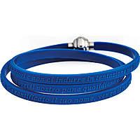 bracciale unisex gioielli Amen Candies GPN-BLU-57