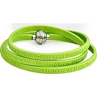 bracciale unisex gioielli Amen Candies GPN-VER-60