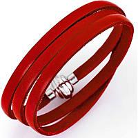 bracciale unisex gioielli Amen Charm Amen BR-ROSSO-54