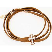 bracciale unisex gioielli Amen Croce BR05MPB