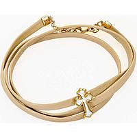 bracciale unisex gioielli Amen Croce BR14MPB
