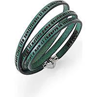 bracciale unisex gioielli Amen Padre Nostro Italiano AM-PNIT03-54