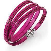 bracciale unisex gioielli Amen Padre Nostro Italiano AM-PNIT10-54