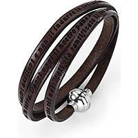 bracciale unisex gioielli Amen Padre Nostro Italiano MY-PNIT05-54