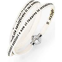 bracciale unisex gioielli Amen Padre Nostro Italiano MY-PNIT07-57