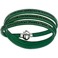 bracciale unisex gioielli Amen Padre Nostro Latino AM-PNLA03-54