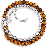 bracciale unisex gioielli Amen San Benedetto BR2SBOT