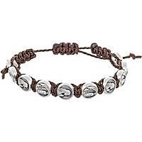 bracciale unisex gioielli Amen Santi SHLO05
