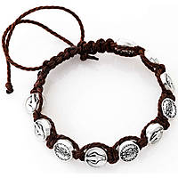 bracciale unisex gioielli Amen Santi SHMI05
