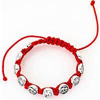 bracciale unisex gioielli Amen Santi SHPM08
