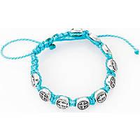 bracciale unisex gioielli Amen Santi SHSB13