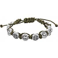 bracciale unisex gioielli Amen Santi SHSB21