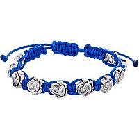 bracciale unisex gioielli Amen Santi SHSR06