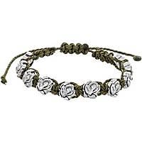 bracciale unisex gioielli Amen Santi SHSR21